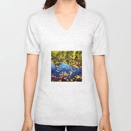 Land of Lilies Unisex V-Neck