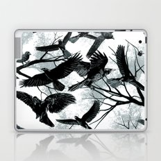 Blackbirds Laptop & iPad Skin