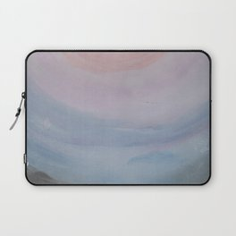 Hopeful Sunset Laptop Sleeve
