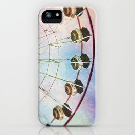 way up yonder iPhone Case