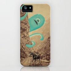 I Knew I'd Find You Here! iPhone (5, 5s) Slim Case