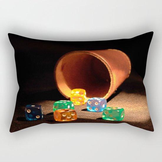 A good throw Rectangular Pillow