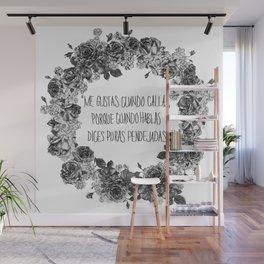 Me gustas Wall Mural
