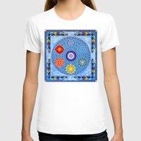 chakra T-shirts featuring Chakra Vision by Sunshine