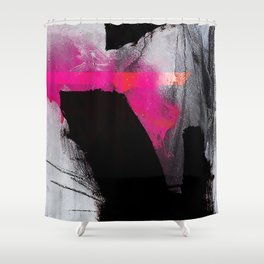 Kinda Have This Thing with Pink 03 Shower Curtain