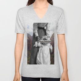 Young American Unisex V-Neck