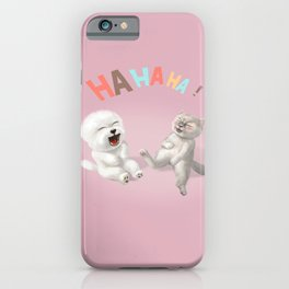 Happy Together iPhone Case