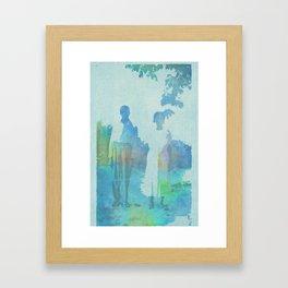 Great Grands Framed Art Print