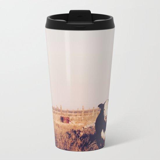 Concentration Metal Travel Mug