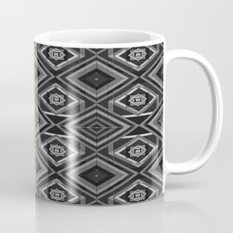 """Fade into grey with yellow' by Richard Schemmerer Coffee Mug"