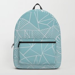 Ab Half and Half Salt Backpack