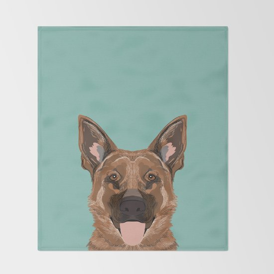 Skylar - German Shepherd gifts for dog people dog lover ...
