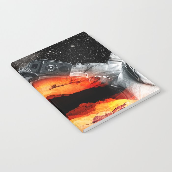 Mars Odyssey 2016 Notebook