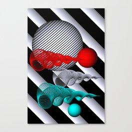 opart -71- Canvas Print