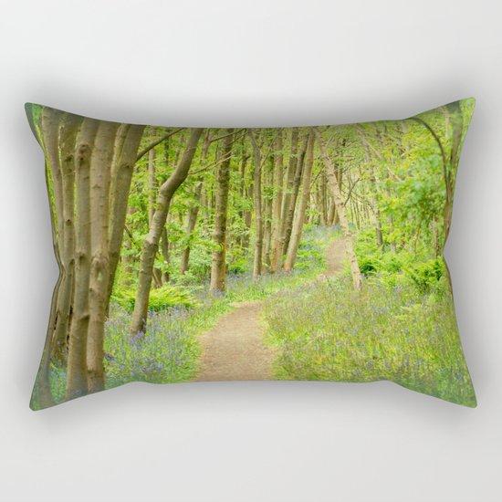 FOREST PEACE Rectangular Pillow
