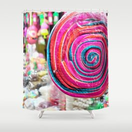 sweet colors Shower Curtain