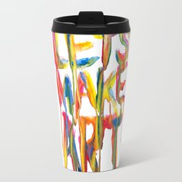 LET'S MAKE ART Travel Mug