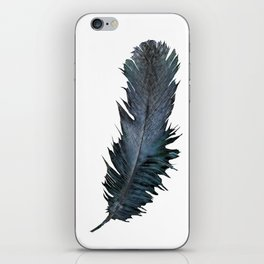 Feather - Enjoy the difference! iPhone Skin