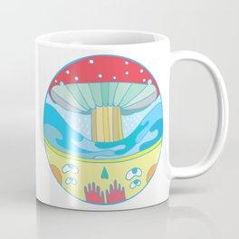 Happy fungus Coffee Mug