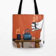 Tea for Three Tote Bag