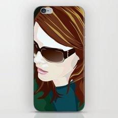 angiewood iPhone & iPod Skin