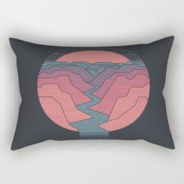 Canyon River Rectangular Pillow