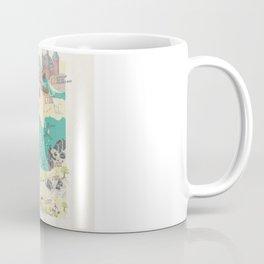 Princess Bride Discovery Map Coffee Mug