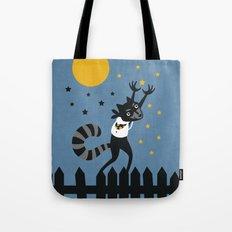 Star Thief Tote Bag