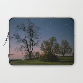 Spring Nights in Sandbanks Laptop Sleeve
