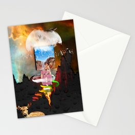 Barrel Stationery Cards