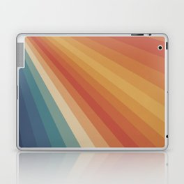 Retro 70s Sunrays Laptop & iPad Skin