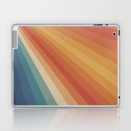 Retro 70s Sunrays Laptop & iPad Skin