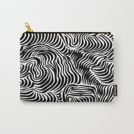 black flow Carry-All Pouch