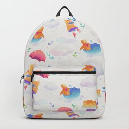 April showers Backpack
