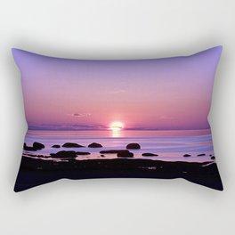 Beauty on the Saint-Lawrence Rectangular Pillow