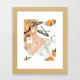 Still Life II Framed Art Print
