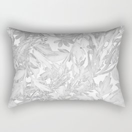dove leaves Rectangular Pillow