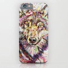 Wolf // Cuetlachtli iPhone 6s Slim Case