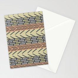 Bricks and sticks Stationery Cards