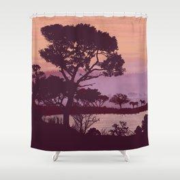 Timelessness Shower Curtain