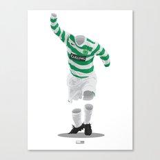 Celtic 2006/07  Canvas Print