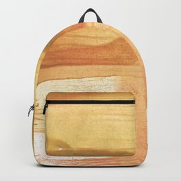 Peru colored watercolor design Backpack