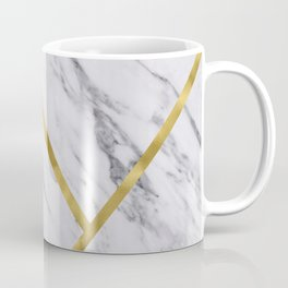 Golden classic marble Coffee Mug
