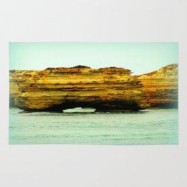 Gigantic Limestone Cliffs Rug