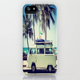 Caravan Life iPhone Case