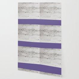 Ultra Violet on Concrete #3 #decor #art #society6 Wallpaper