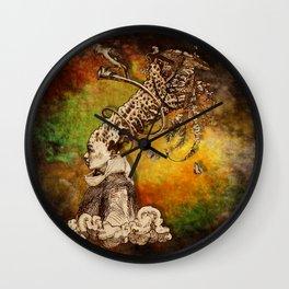 Magna-Mater II Wall Clock