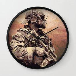 The Operator Wall Clock