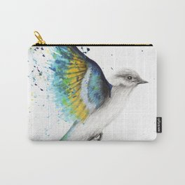 Freedom to Explore Bird Carry-All Pouch
