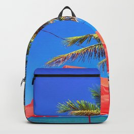 Coconut Tree Backpack